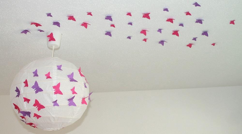 Ikea Lampenschirm Kinderzimmer ~ Lampen von der qual wahl und meine diy kinderzimmerlampe