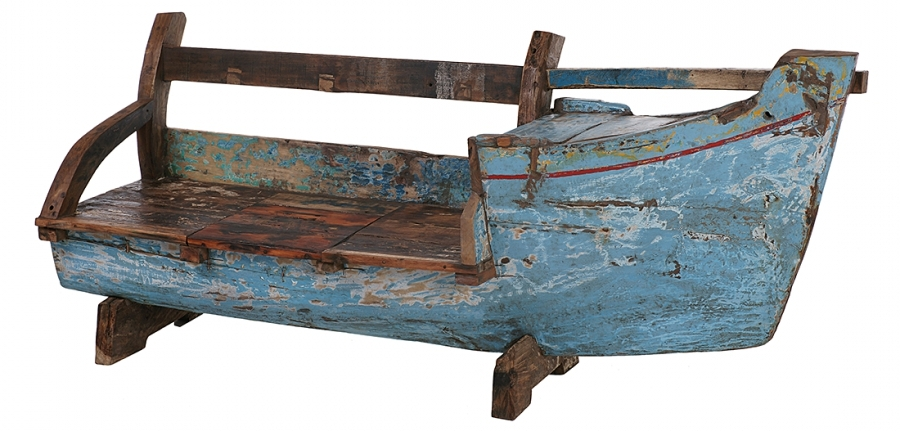 Sitzbank Boot