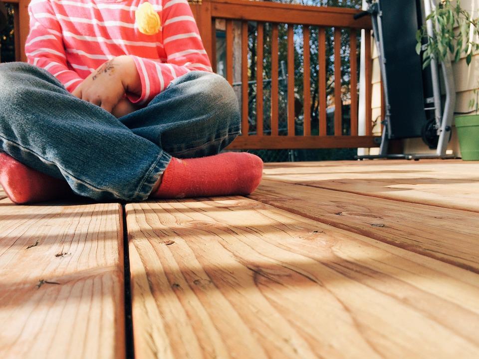 Terrasse Holz nachhaltig